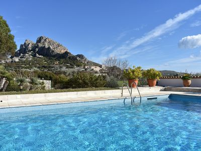 Photo for Nice Majorcan semi detached country house very close to Port Pollensa