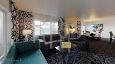 Photo for Alluring Solara Surfside, 2 Bedroom Oceanfront Resort, 25 Steps To Water