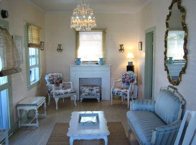 Front Parlor Area