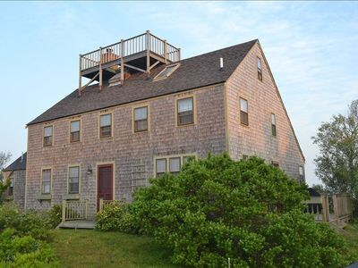 Photo for Classic Nantucket Charmer with Panoramic Dionis Views