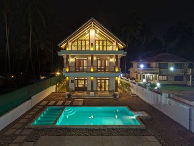 Photo for PHASE 11 - BALINESE STYLE VILLA WITH SHA