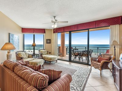 Photo for 402C - Stunning 2BR Direct beachfront condo