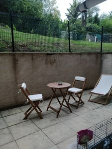 Photo for Large 2 bedroom apartment overlooking Nancy