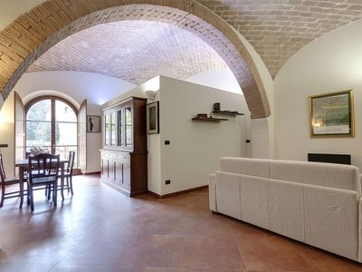 Photo for 2BR Apartment Vacation Rental in Siena, Toscana