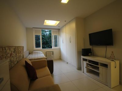 Photo for Apartment in Rio de Janeiro with Lift, Air conditioning (1007526)