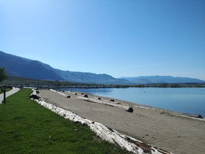 Photo for Brand new Osoyoos Lake House on Canada's warmest lake.