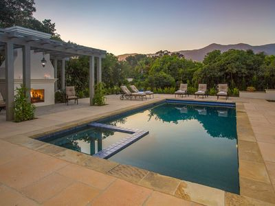 Photo for Villa Monte Sereno - Scenic and Serene in Montecito