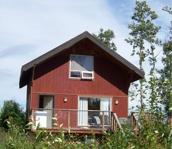 Photo for Fully Furnished Super Cute and Cozy 2 Story Cabin with Loft