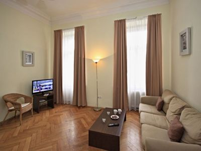 Photo for Apartment Riverbank residence  in Praha/2, Prague and vicinity - 6 persons, 2 bedrooms