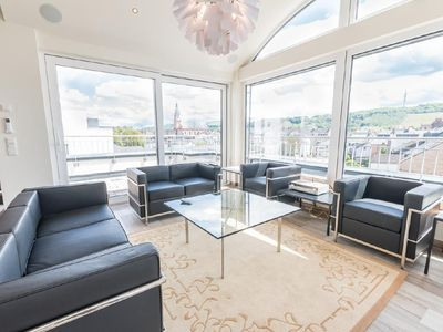 Photo for Holiday apartment Trier for 4 - 6 persons with 3 bedrooms - Penthouse holiday apartment