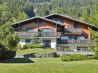 A wonderful location for a holiday in the Swiss Alps