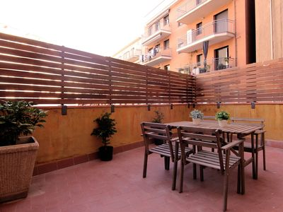 Photo for SAGRERA BARCELONA QUIET 1 -1 APARTMENT