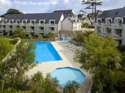 Photo for Apartment Domaine des Glénan  in Fouesnant, Brittany - Southern - 4 persons, 1 bedroom