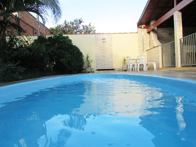 Photo for Whats. 17. 99744. 7717 Swimming pool, Air conditioning, Barbecue and WiFi