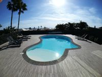 Beautifull property - clean comfortable with a great outdoor pool and patio area