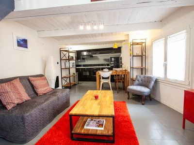 Photo for 1BR Apartment Vacation Rental in Montpellier