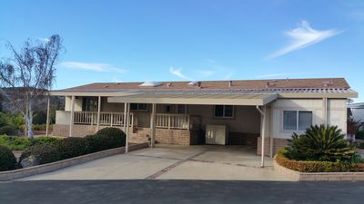 Photo for 2BR Mobile Home Vacation Rental in Fallbrook, California