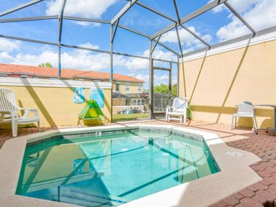Photo for Amazing 3Bed Town Home With Pool Close to Disney
