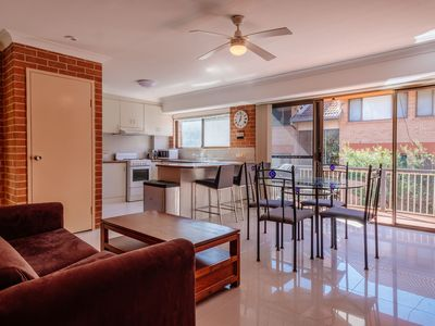 Photo for Bright Beachside Apartment In Merewether