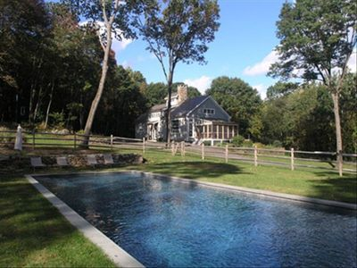 Beautiful Modern Architectural Home in Washington, Ct. 5 Star with video