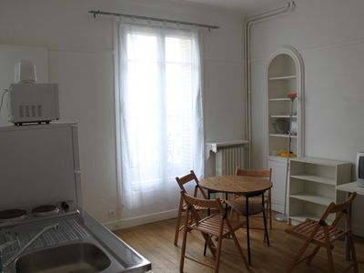 Photo for 1 bedroom, Cluny-La Sorbonne, mobility lease