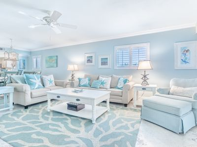 """Photo for """"Breakers East 901""""~2BR/2BA~End Unit~Heated Pool~Beach Setup Included!"""