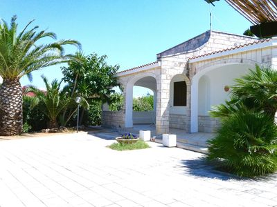 Photo for Well maintained house in Mediterranean style, just 450 meters from the sea, 2-6 persons