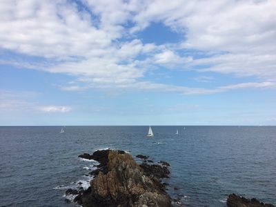 Photo for Saint Cast apartment near beach 5 people, 30 minutes from St Malo / Dinard