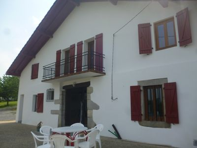 Photo for Fully furnished Basque farm in the heart of the Basque Country - 10 pers