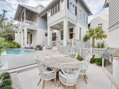 Photo for Luxury Home! Private Pool & Hot Tub! Summer Kitchen w/ Outdoor Dining!