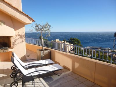 Photo for 2BR Apartment Vacation Rental in THEOULE SUR MER