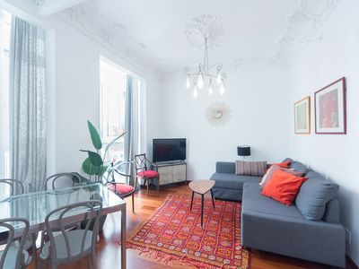 Photo for Central and cozy apartment in a modernist building