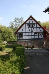 Photo for Romantic holiday home in the beautiful Odenwald for up to 4 people