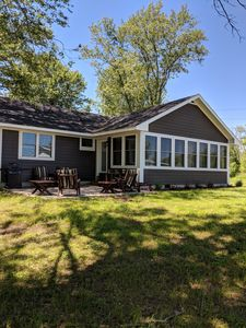 Photo for Peaceful Lakefront Cottage - Completely Renovated in 2017 - Avail. Year Round!