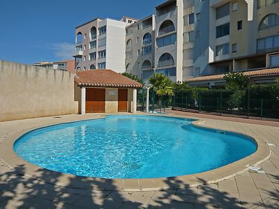 Photo for Apartment Port Saint Michel in Cap d'Agde - 4 persons, 3 bedrooms