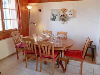 Photo for Vacation home Tsamandon 7 in Nendaz - 4 persons, 2 bedrooms