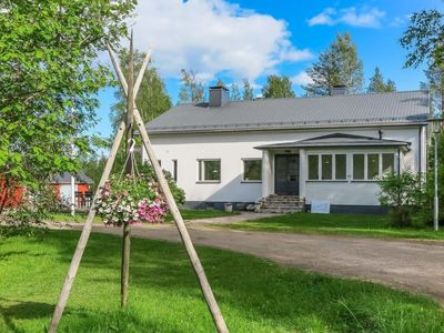 Photo for Vacation home Villa apukka in Rovaniemi - 12 persons, 3 bedrooms