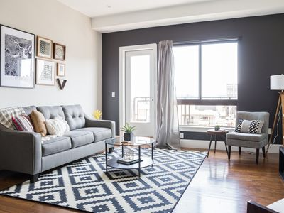 Photo for Spacious 3BR in Seaport by Sonder