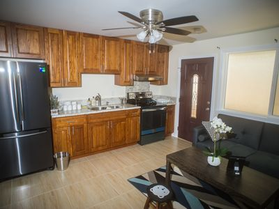 Photo for Waikiki Brand New 1 bedroom with full kitchen