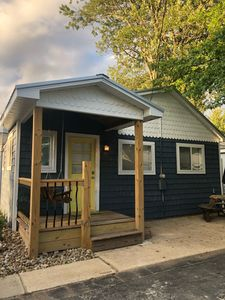 Photo for Dylan's Lighthouse is a beautiful newly  Remodeled  2 bedroom cottage.