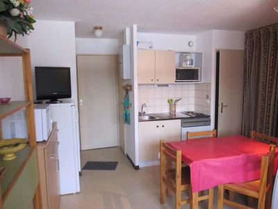 Photo for Apartment for 6 people on the slopes Relais 126R Réallon