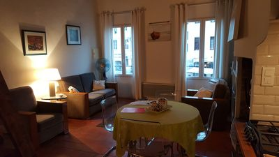 "Photo for Charming apartment ""Le balcon des Cardeurs"""