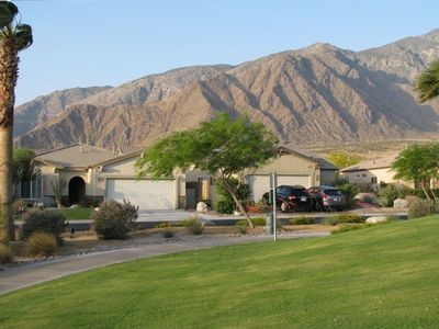 Photo for Gated Resort style house with Pool & Spa across, Walking trails, Park & Mtn View