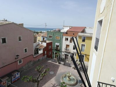 Photo for <![CDATA[Carré Major 9, a  nice, classic Spanish townhouse in the protected old fishing village of Villajoyosa]]>