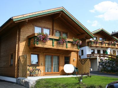 Photo for Beautiful detached deluxe near Tirol with terrace