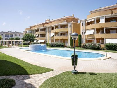 Photo for Apartment Res Mediterraneo in Dénia - 4 persons, 2 bedrooms