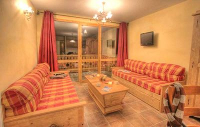 Photo for The Balconies of La Rosiere **** - 4 Rooms 6/8 People