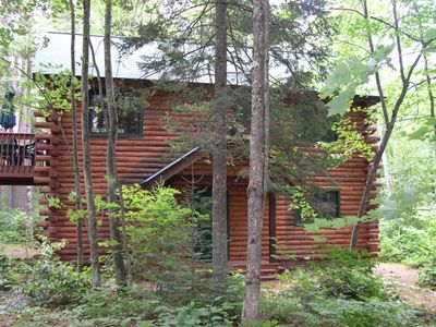 Photo for Beautiful Cabin at Aberdeen Lodge on Manitowish Chain