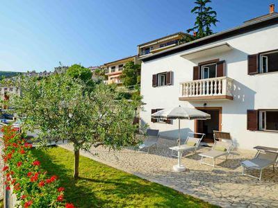 Photo for Holiday house Rabac for 8 persons with 4 bedrooms - Detached holiday house
