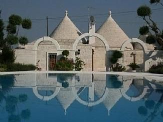 Photo for Trullo Villa With Large Private Pool, Beautiful Gardens, In A Charming Setting